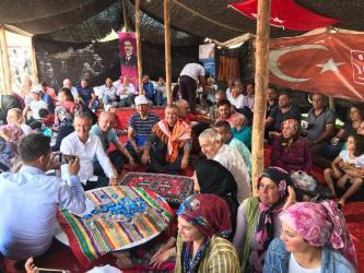 2. Yörük Yaşamı ve Kültürü Çalıştayı Manavgat'ta gerçekleşti