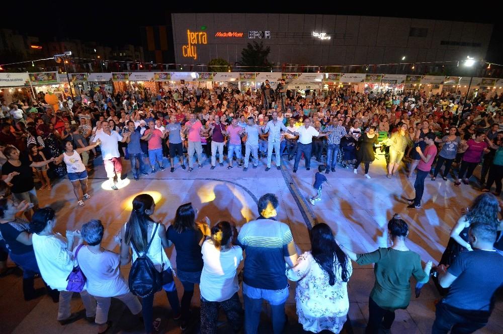 4. Yöreler Renkler Festivali başlıyor
