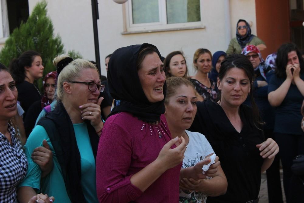 8 kişiye umut olan Aleyna son yolculuğuna uğurlandı