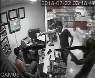 Akaryakıt istasyonu soyguncuları yakalandı
