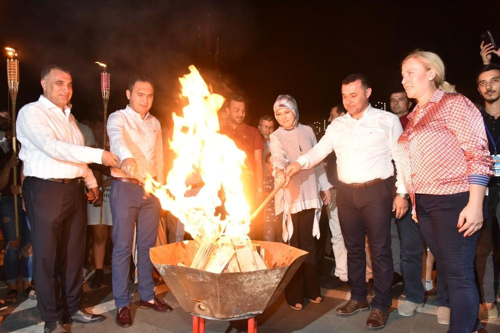 Alanya'da 30 Ağustos Zafer Bayramı coşkusu
