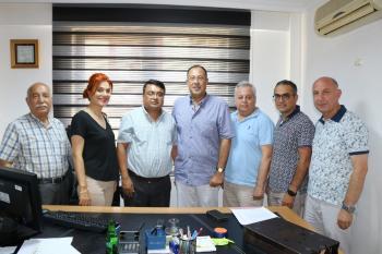 """ALTİD Başkanı Sili: """"Amacımız sürdürülebilir turizm'"""