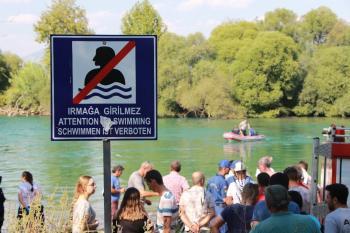 Antalya'da 1 günde 5 boğulma vakası