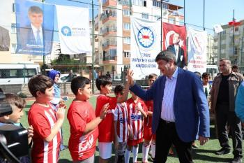 Antalya'da çocuklara yönelik projeler