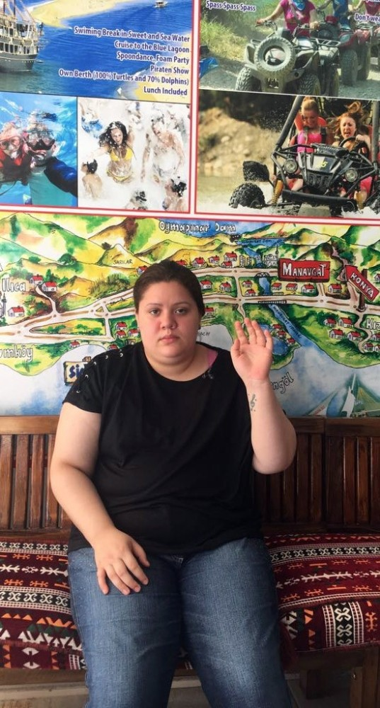 Antalya'da kaybolan genç kız İstanbul'da babaannesinin yanında bulundu