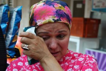 Antalya'da marketçiye ağlatan gasp