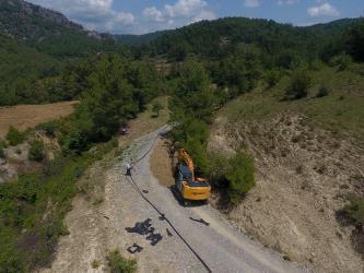 ASAT'tan Manavgat'ta içme suyu seferberliği