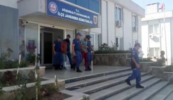 Asker eğlencesi için soygun yapan şahıslar tutuklandı