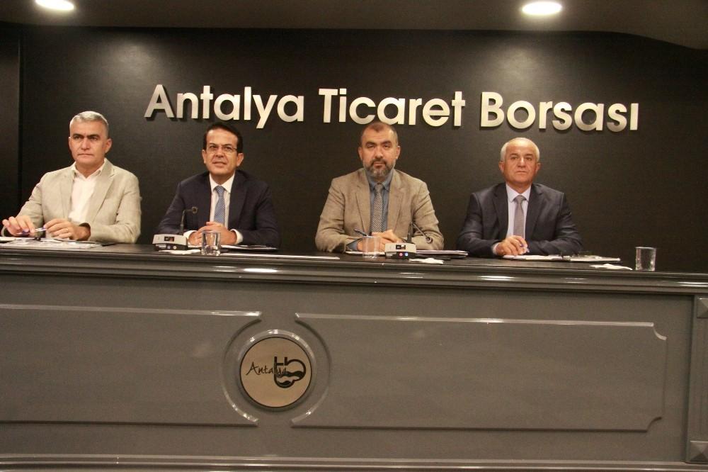 """ATB Başkanı Çandır: """"Bir şeyleri değiştirmek için müziğin ritmine göre hareket etmemiz gerekiyor"""""""