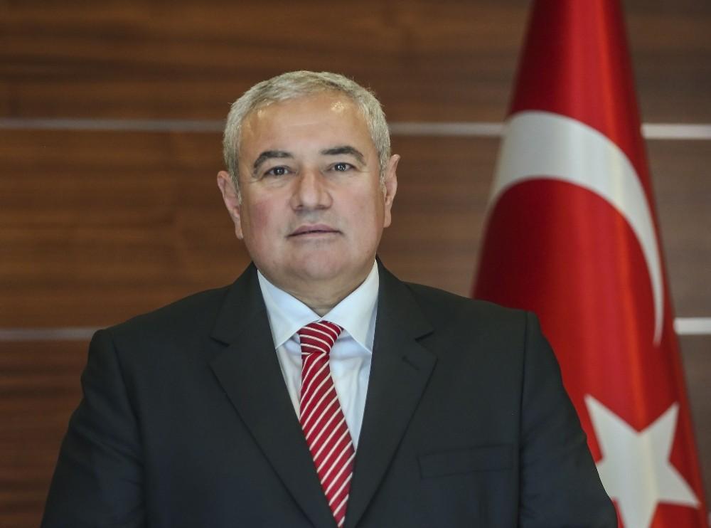 """ATSO Başkanı Çetin: """"Türkiye ekonomisi ABD'nin ekonomik yaptırımlarına karşı ayakta kalacak güçtedir"""""""
