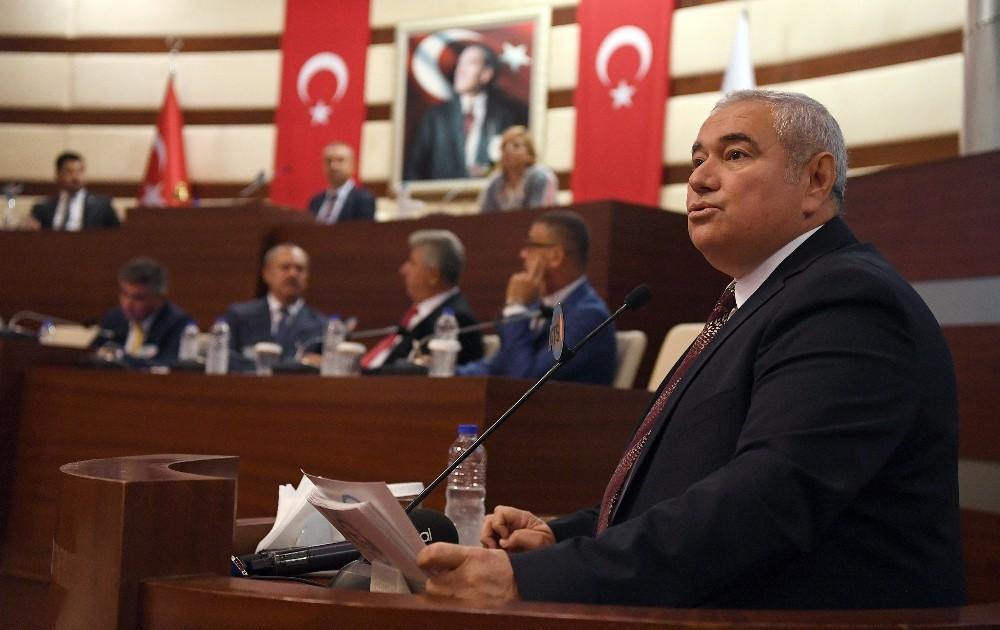 ATSO Başkanı Çetin'den NATO çıkışı