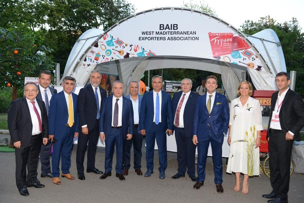 BAİB, Türkiye Festivali'ne katıldı