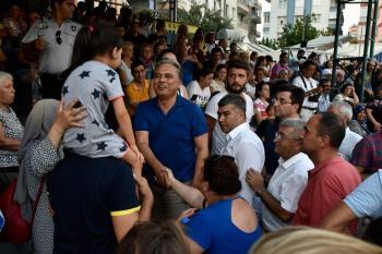 """Başkan Uysal: """"Hastalıklara karşı en önemli silahımız spor ve sanat"""""""