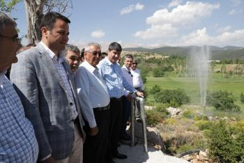 Büyükşehir'den Kaş'a 4 yılda 363 milyon TL'lik yatırım