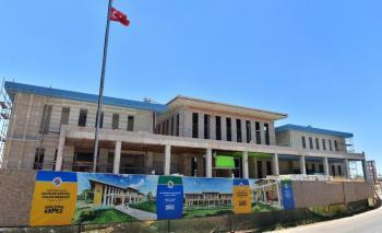 Gaziler Sosyal Yaşam Merkezi'nde sona gelindi