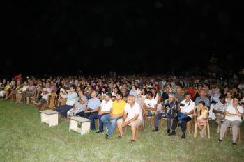 Gazipaşa'da Türk Sanat Müziği Konseri Büyüledi