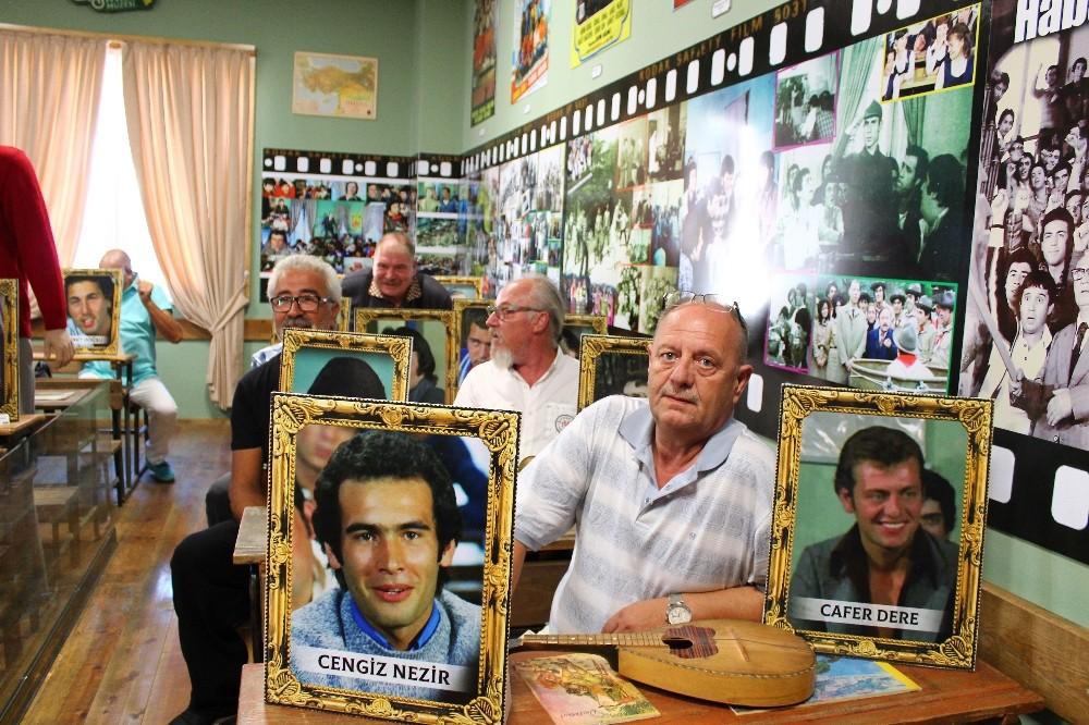 Hababam Sınıfı öğrencileri 'Hababam Sınıfı Müzesi'nde buluştu