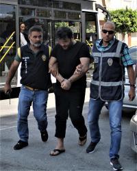 Kadınları fuhuşa zorladığı iddia edilen şüpheli yakalandı