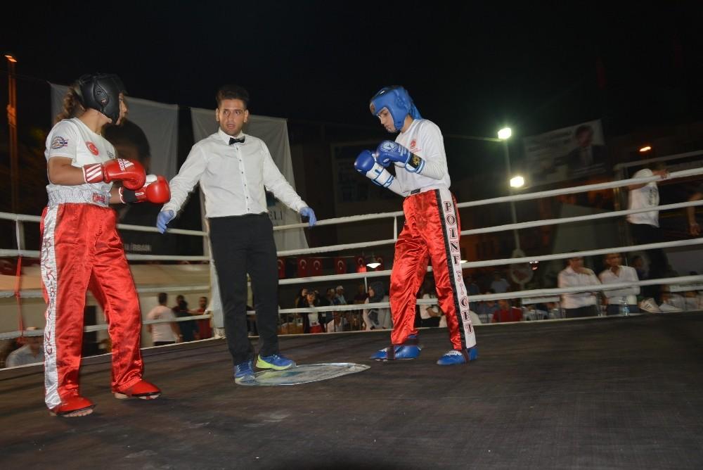Kick Boks Şampiyonası sona erdi