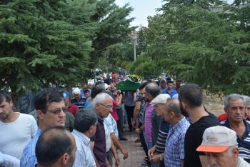Korkuteli Belediye Meclis Üyesi Hüseyin Giliğ'in acı günü
