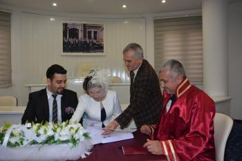 Manavgat'ta 08.08.2018'de 30 nikah
