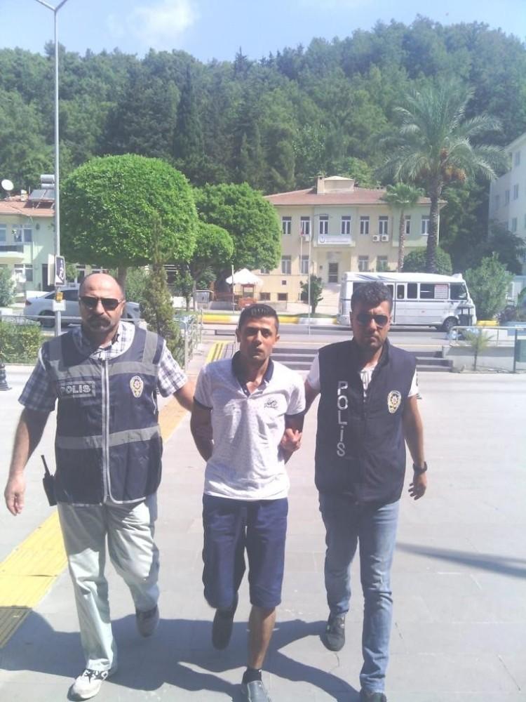 Manavgat'ta 5 hırsızlık olayı aydınlatıldı