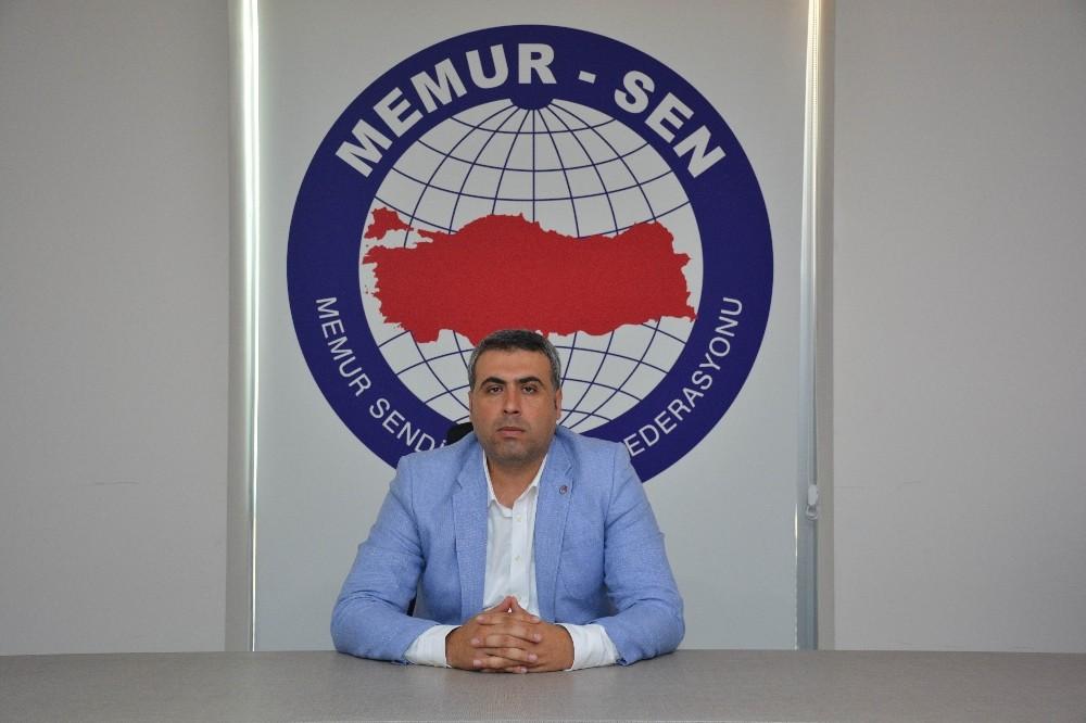 Memur-Sen Antalya'dan ABD'ye tepki