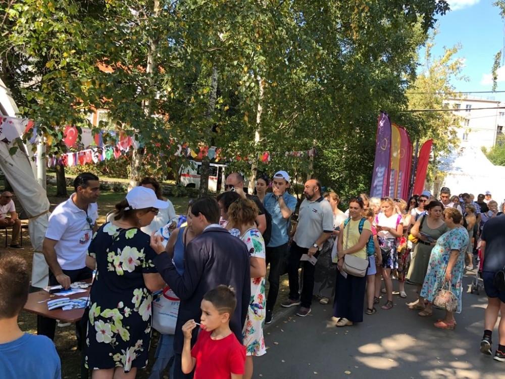 Moskova'da Alanya'ya büyük ilgi