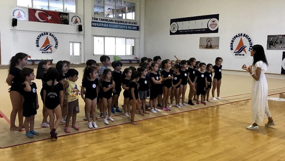 Muratpaşa'da hijyen eğitimleri veriliyor