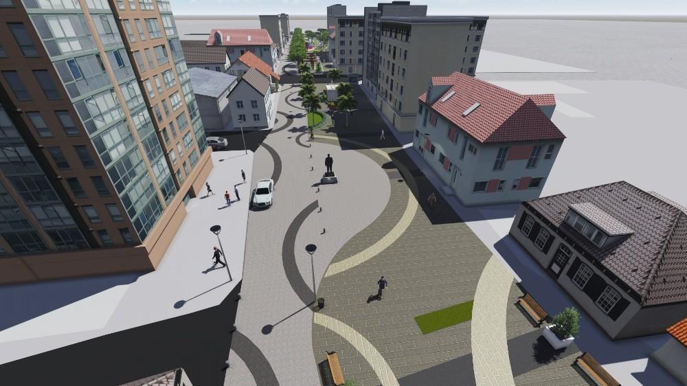 Serik'te 'Kızderesi Parkı Projesi' tamamlanıyor