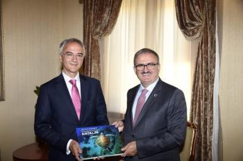 Sırp Büyükelçiden Antalya itirafı