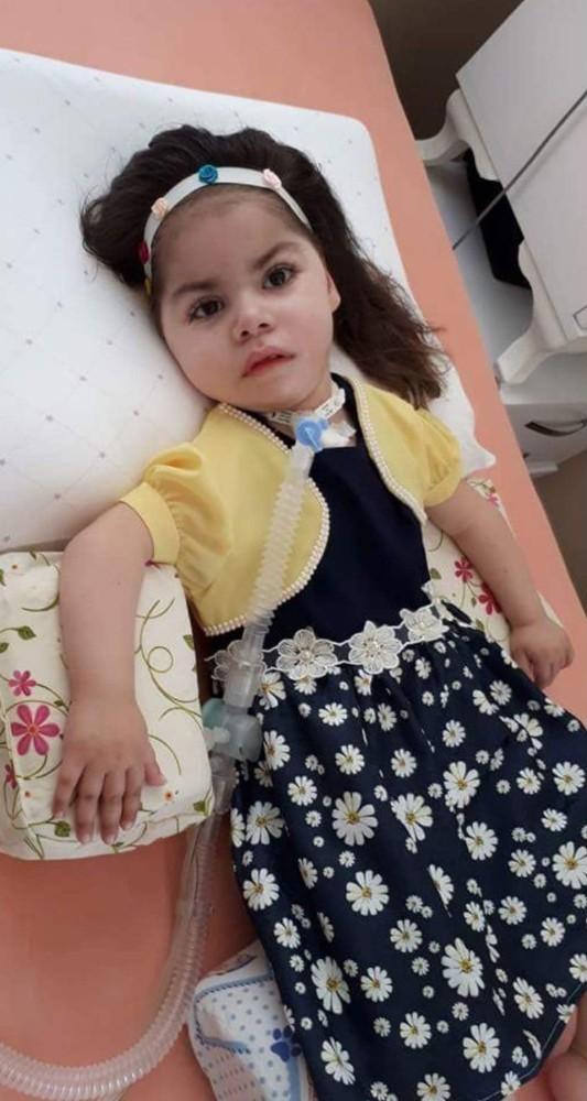 SMA hastası Arife'nin annesi yardım kampanyasına destek istiyor