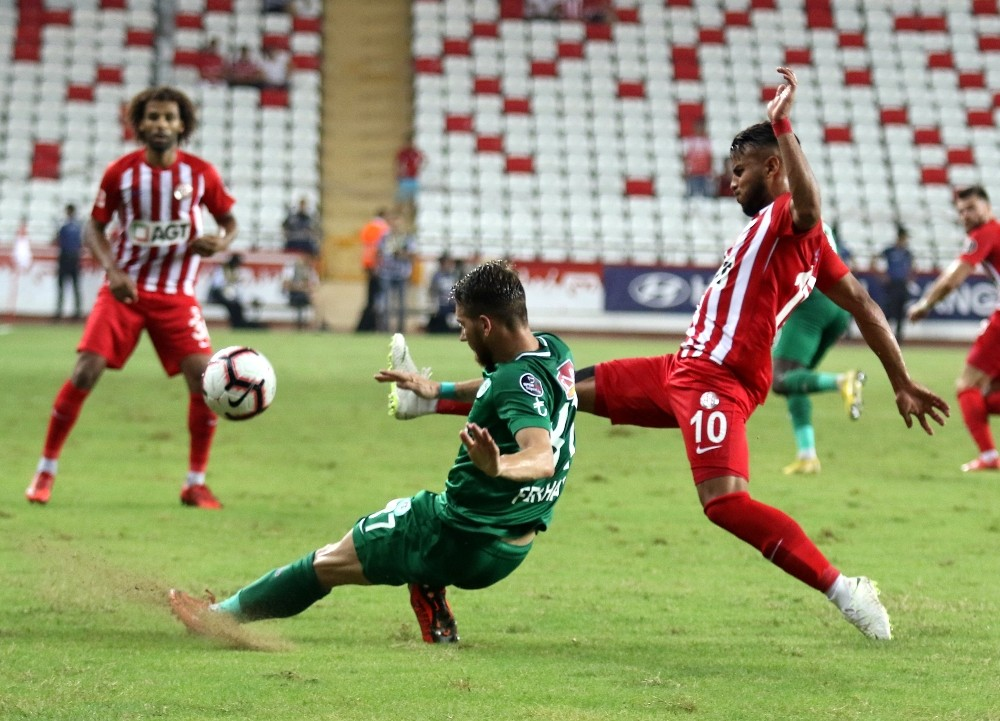 Spor Toto Süper Lig: Antalyaspor: 3 – Atiker Konyaspor: 3 (Maç sonucu)