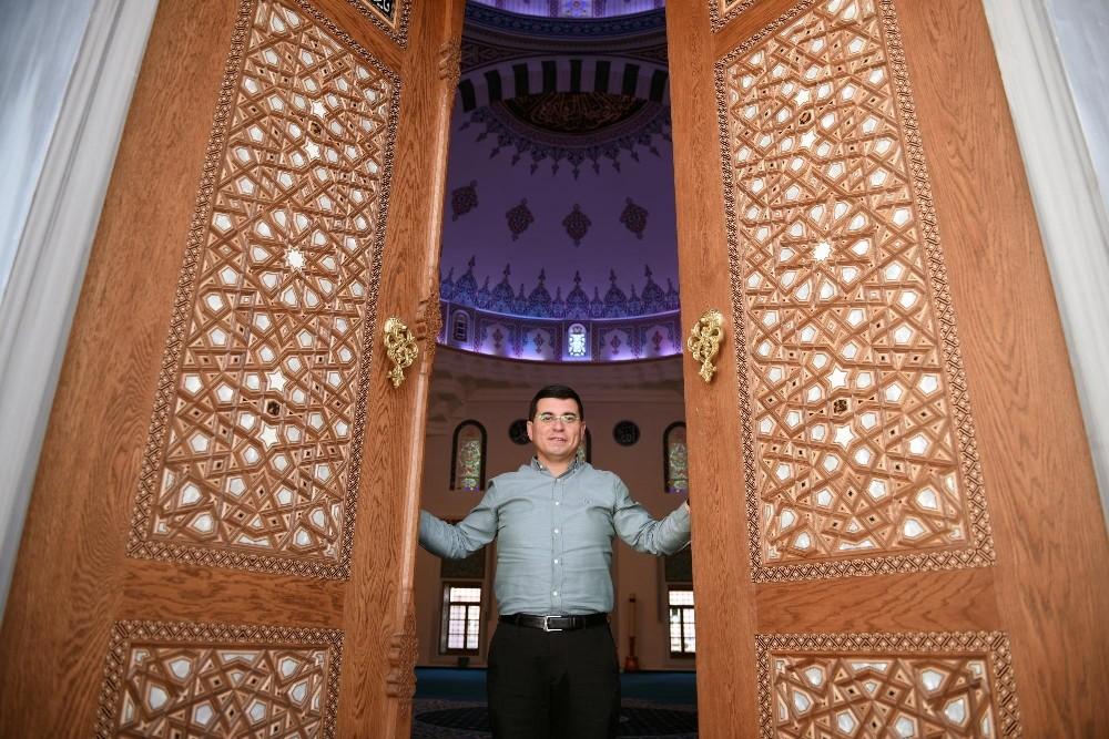 Tarihi cami arefe günü açılıyor