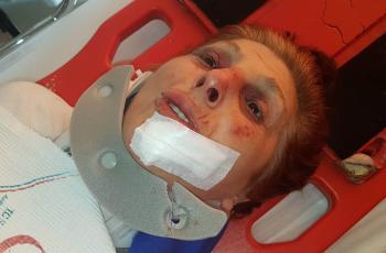 Yaşlı kadına işkence yapıp gasp eden maskeli soyguncular yakalandı