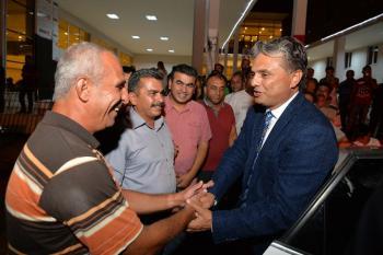 Zeytinköy'de değişim başlıyor