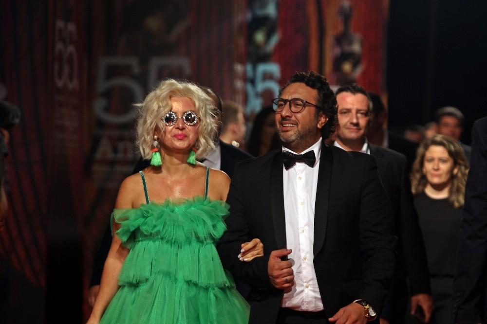 55. Uluslararası Antalya Film Festivali'nde Onur Ödülleri sahiplerini buldu