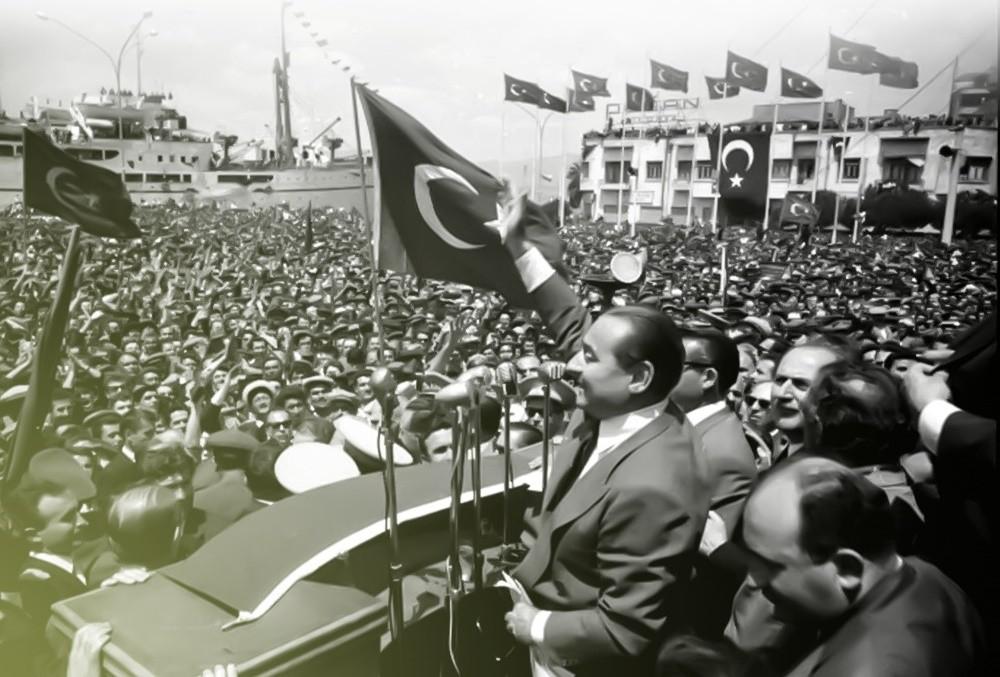 AK Parti İl Başkanlığı'ndan '27 Mayıs Darbesi' açıklaması