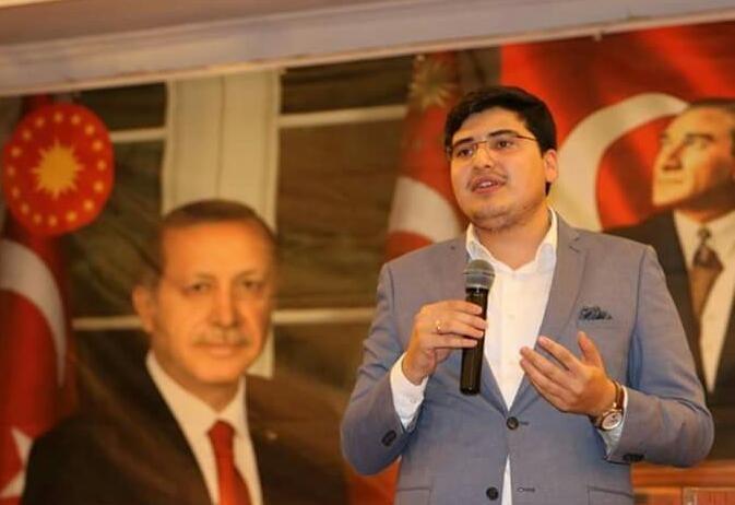 """AK Parti İl Gençlik Kolları Başkanı Doğan: """"12 Eylül askeri darbesini şiddetle kınıyoruz"""""""