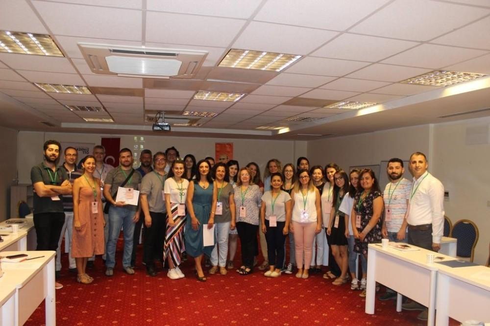 Akdeniz Üniversitesi'nde 'Proje Yazma Eğitimi' gerçekleştirildi