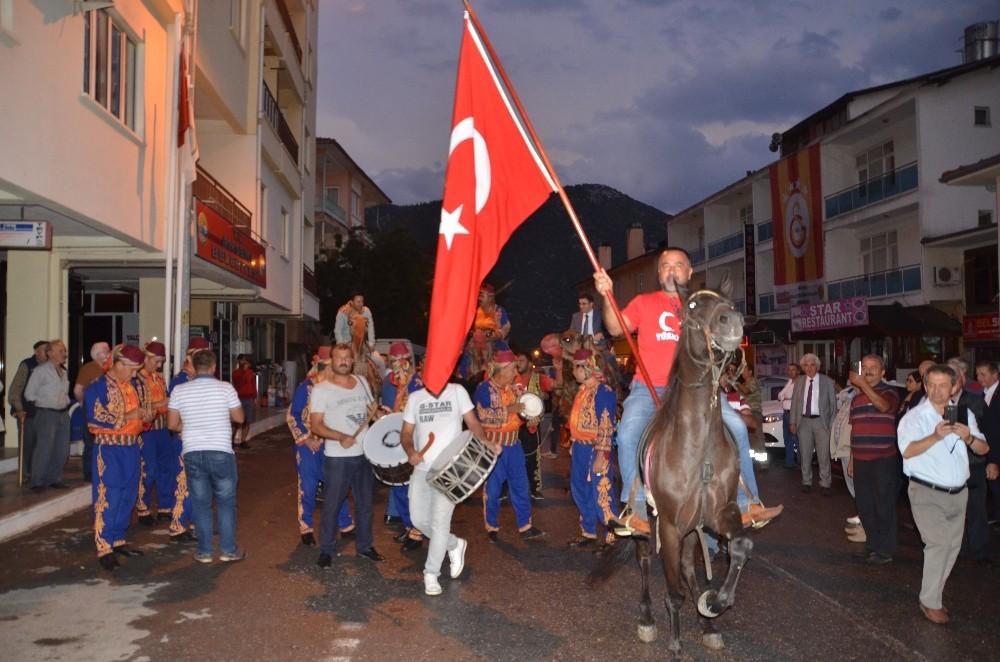 Akseki Günleri Kültür ve Turizm festivali yapıldı