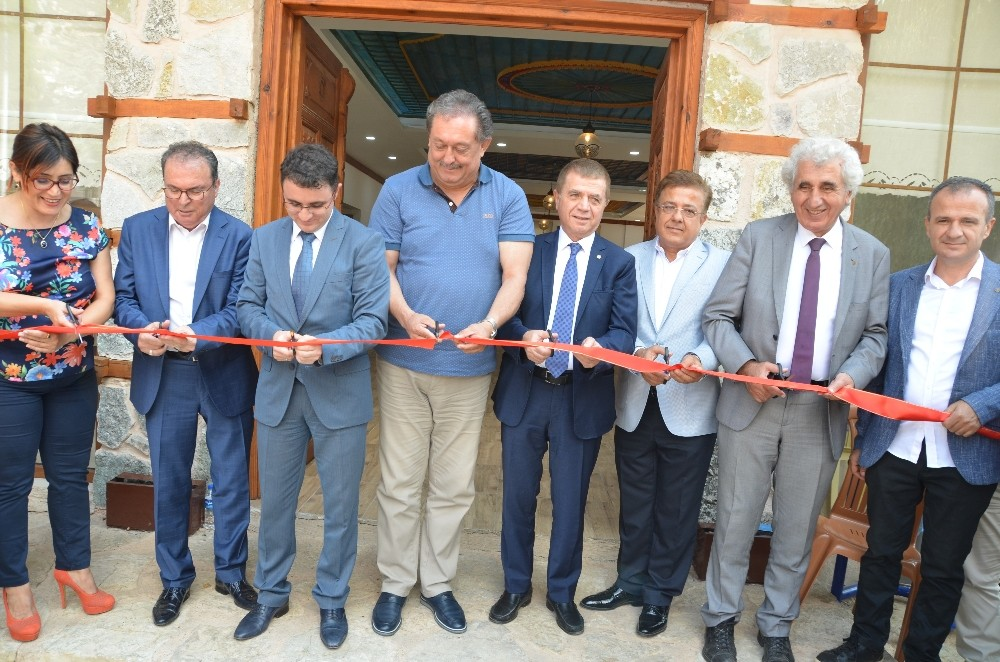 """Akseki'de """"Akseki Günleri Kültür ve Turizm Festivali"""""""