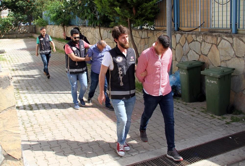Alanya'da organize suç örgütüne tahliye çıkmadı