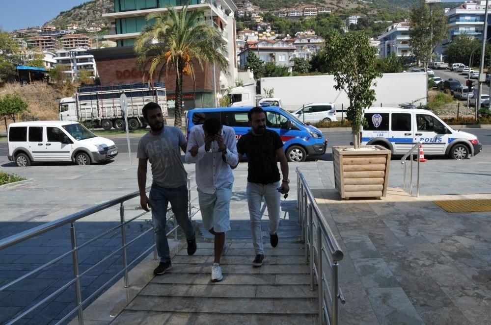 Alanya'da uyuşturucu operasyonu: 1 tutuklama