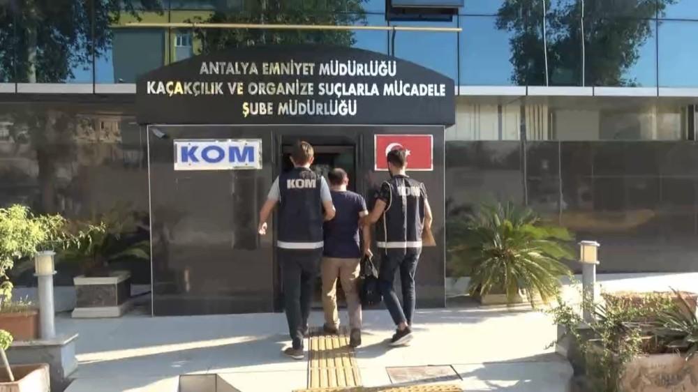 Antalya merkezli 4 ilde FETÖ/PDY operasyonu: 12 gözaltı