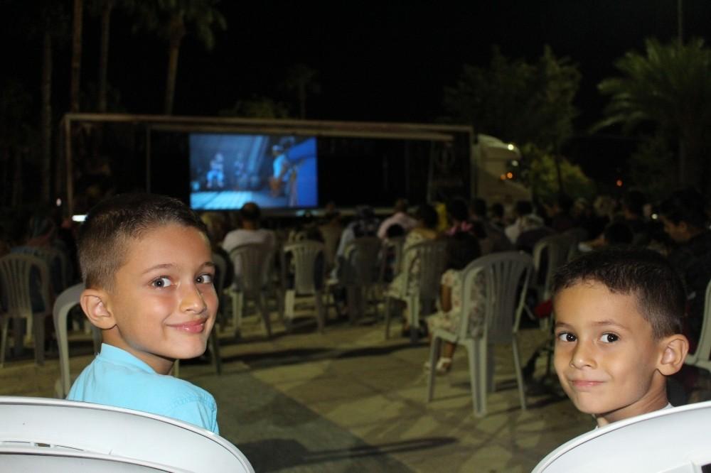 Antalya'da festival coşkusu