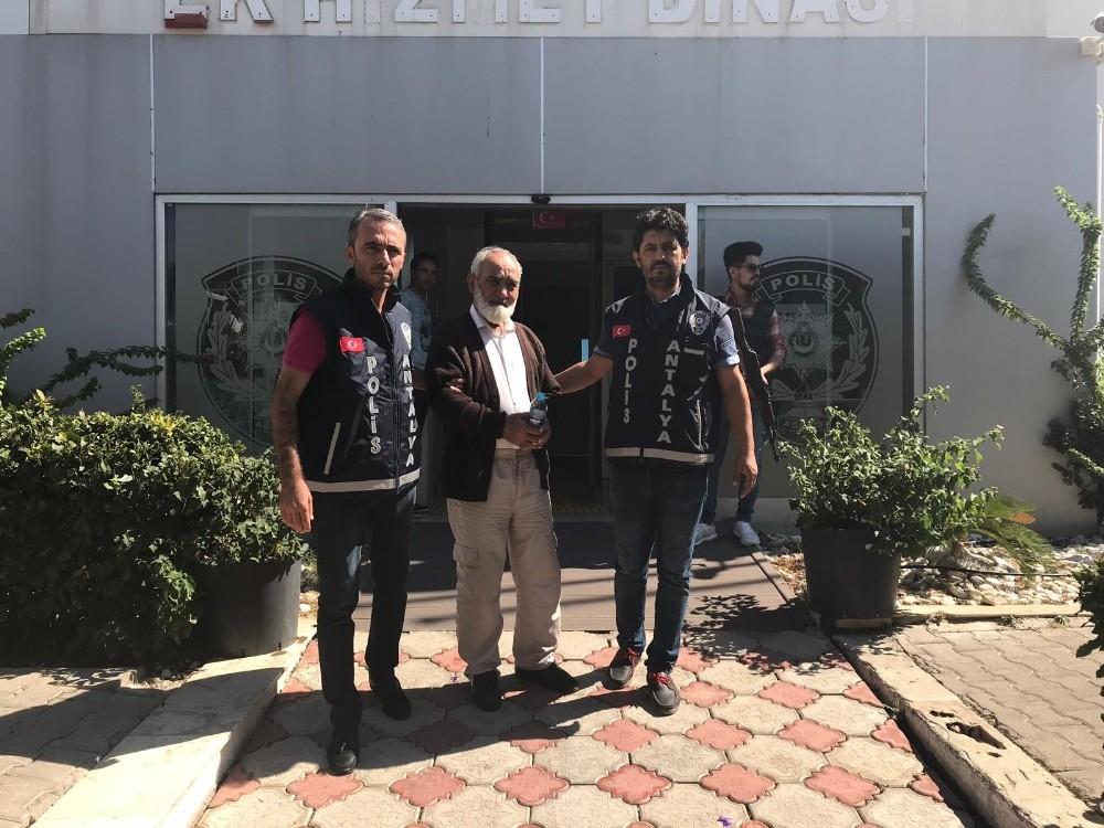Antalya'daki cinayette tutuklama