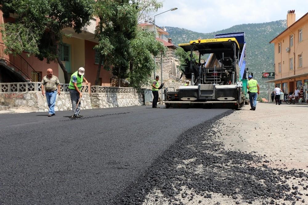 Antalya'nın kırsal mahallelerine 4 yılda 550 milyonluk yatırım