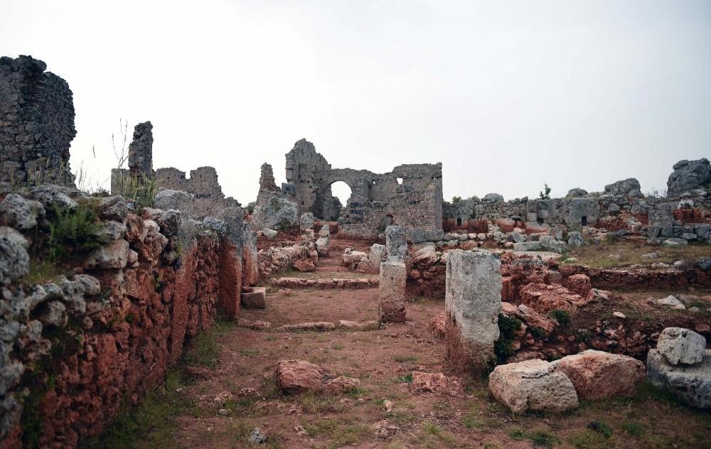 Antik kent gün yüzüne çıkıyor