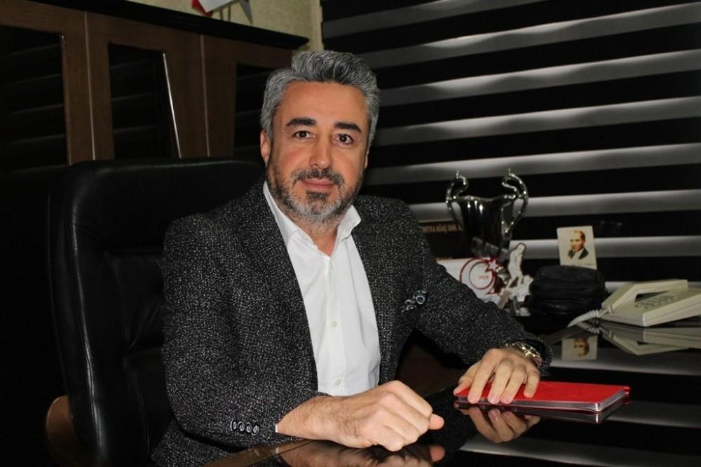 """ANTMUTDER Başkanı Karataş: """"Anadolu'daki inşaat sektörü dinlenmeli"""""""